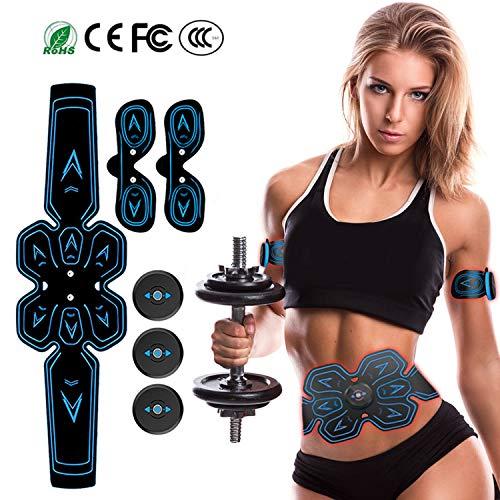 DoCH Electroestimulador Muscular Abdominales