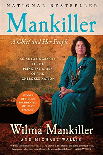 Mankiller: A Chief and Her People (English Edition)