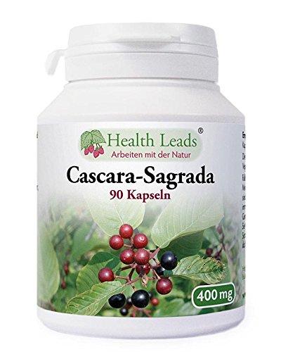 Rinde Kapseln (Cascara-Sagrada-Rinde 400 mg x 90 Kapseln)