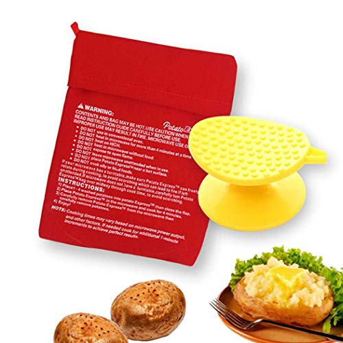 Taktik Microondas Bolsa De Patatas Patata Al Horno