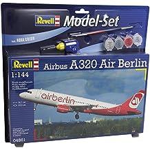 Revell 64861 Model Set Airbus A320 Air Berlin