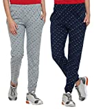 #1: Vimal Cotton Blended Women's Trackpants(Pack Of 2)