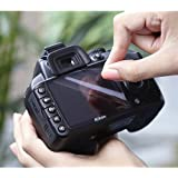 MOBSTAR Ultra Clean Screen Guard for Nikon Coolpix Camera P900 (Screen Guard+Wet Professional Screen Cleaning Paper+Dry Professional Screen Cleaning Paper)