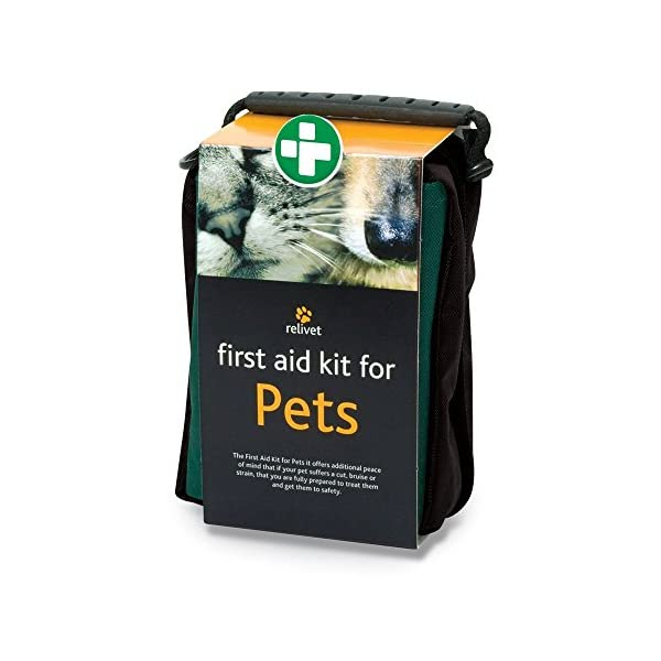 Reliance REL199 Relivet First Aid Kit for Pets 3
