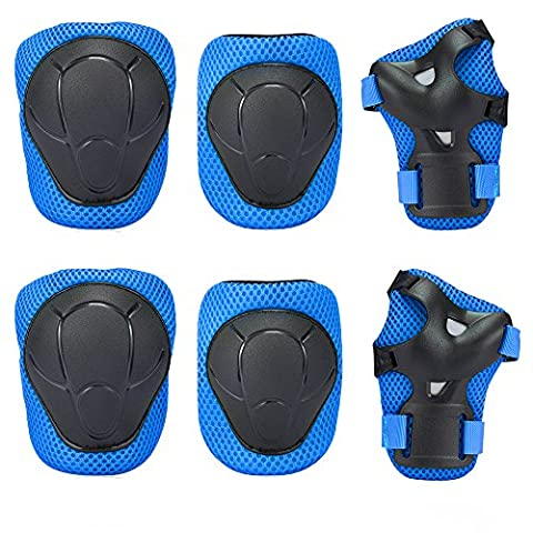 Knee Pad , GIM Kid's Protective Gear Set Knee Elbow
