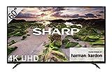 Sharp LC-60UI9362E - Smart TV Slim UHD de 60' (resolución 3840 x...