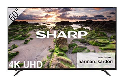 Sharp LC-60UI9362E - Smart TV Slim UHD 60