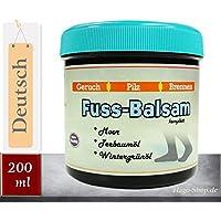 Fuss-Balsam komplett 200 ml preisvergleich bei billige-tabletten.eu