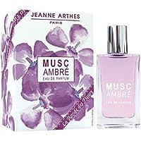 Jeanne Arthes Eau de Parfum La Ronde des Fleurs Musc Ambre 30 ml