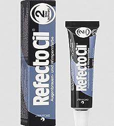 RefectoCil Augenbrauen- und Wimpernfarbe 15ml (Blau-Schwarz)