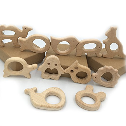 coskiss-11pcs-bebe-hecho-a-mano-de-madera-de-dientes-de-aves-de-elefantes-peces-de-buho-canguro-de-c