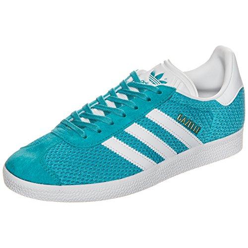 adidas Unisex-Erwachsene Gazelle Sneaker blau, 36 EU