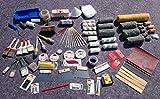 Maler Set Renovier Set Streich Set Heimwerker Set Malerpinsel Farbwalze 100 tlg.