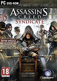 Assassin's Creed : Syndicate - édition spéciale (B00XKRKC1C) | Amazon price tracker / tracking, Amazon price history charts, Amazon price watches, Amazon price drop alerts