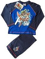Marvel Boys Blue Pyjama Set