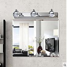 columbus bao espejo tocador de luz modernos artefactos de iluminacin led minimalista armario con espejo de