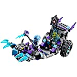LEGO-Nexo-Knights-70349-Set-Costruzioni-Lock-Roller-di-Ruina