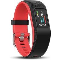 Garmin vívosport GPS-Fitness-Tracker, 24/7 Herzfrequenzmessung am Handgelenk, integriertes GPS, vorinstallierte Lauf-App…