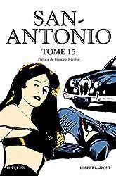 San-Antonio, tome 15