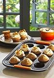 Le Creuset Antihaftbeschichtet Muffinform für 12 Stück