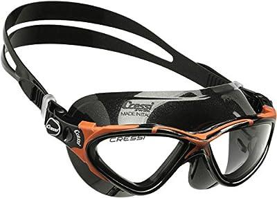 Cressi - Gafas de natación Planet, color azul
