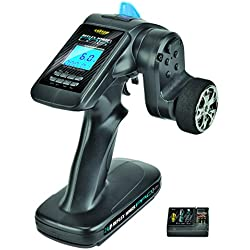Carson 500500054 - FS 3K Reflex Rueda Pro vehículo 2.4G 3 LCD
