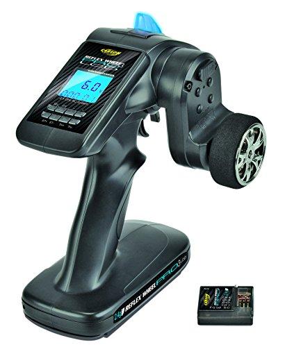Carson 500500054 - FS 3K Reflex Wheel Pro 3 LCD 2.4G Fahrzeug (Lcd-sender)