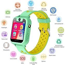 Plam Talk Home S6- iWatch infantil, GPS, Conectividad GSM/GRPS, chat de voz, camara, linterna, podometro