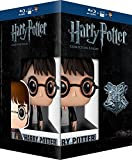 Coffret intégrale harry potter [Blu-ray] [FR Import] -