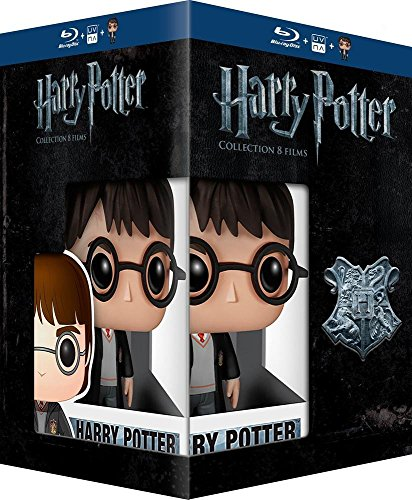 Coffret intégrale harry potter [Blu-ray] [FR Import]