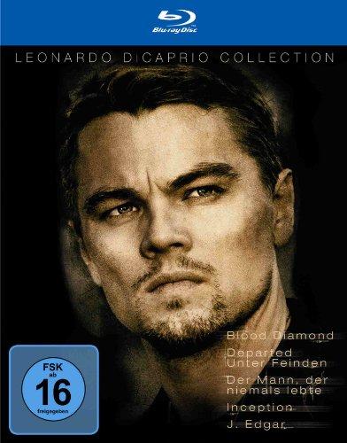 Leonardo Di Caprio Collection (exklusiv bei Amazon.de) [Blu-ray]