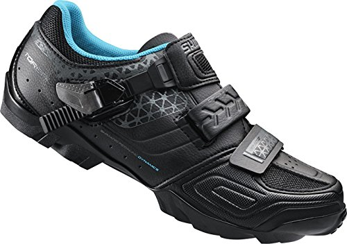Shimano SH-WM64L - Chaussures - noir 2017 chaussures vtt shimano Noir