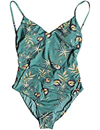d8b3f2a9e80eb ... One-Piece Swimsuit for Women · £59.49 £70.00 Prime. Roxy Printed Softly  Love