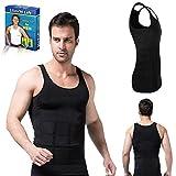 #8: Fusine™ Slim N Lift Slimming Tummy Tucker Body Shaper Vest for Men
