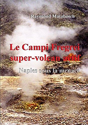 Le Campi Flegrei, supervolcan actif.