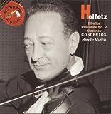 Sibelius/Prokofiev/Glazunov: Violin Concertos
