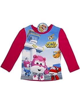SUPER WINGS Camiseta Manga Larga Dizzy para niña