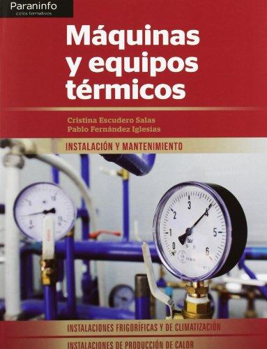 Máquinas y equipos térmicos por Cristina Escudero Salas