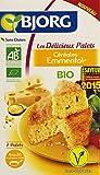 Bjorg Les Délicieux Palets Céréales Emmental Bio 200 g