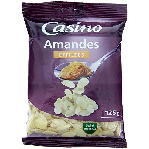 CASINO Amandes Effilées 110 g