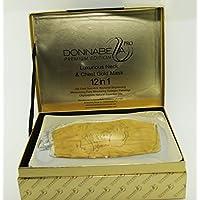 Donna Bella Cosmetics - Mascarilla de oro para el cuello y escote 12n1