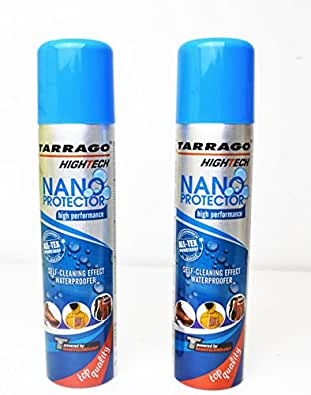 2 x Tarrago Nano Protector Spray for leather, suede nubuck & textile materials in the High-Tech branch