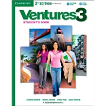 Ventures Level 3 Student's Book with Audio CD