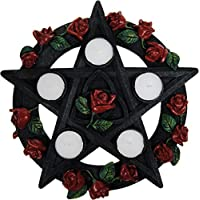 suchergebnis auf f r pentagramm kerzen kerzenhalter wohnaccessoires deko. Black Bedroom Furniture Sets. Home Design Ideas