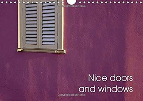 Nice doors and windows 2016: Doors and windows in France, Spain and Greece