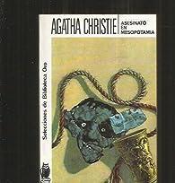 Asesinato en Mesopotamia par Agatha Christie