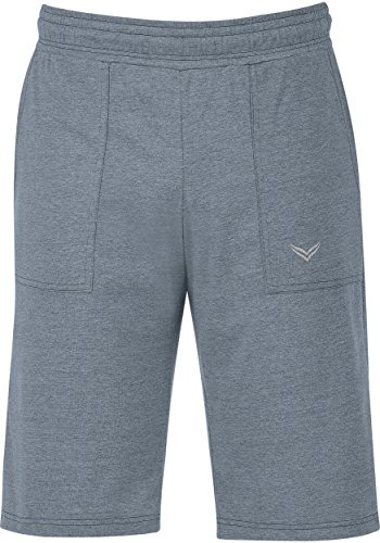 Trigema - Pantalon De Sport Homme steingrau-melange