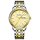 Dreyfuss Mens Analogue Classic Quartz Watch with Stainless Steel Strap DGB00126/03