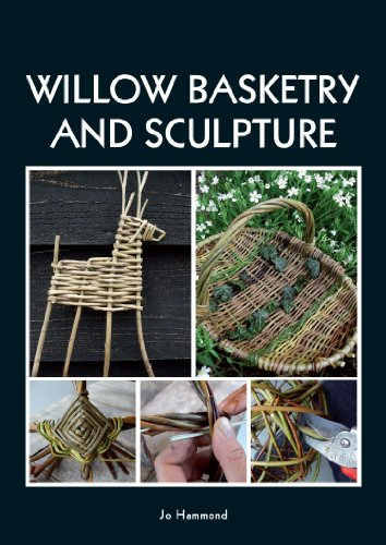 Willow Basketry and Sculpture (English Edition)