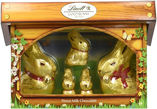 lindt-gold-bunny-family-hutch-130-g